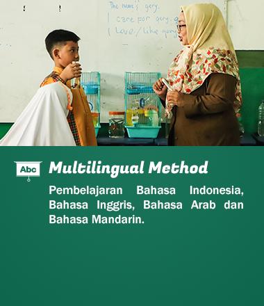 2. multilingual method