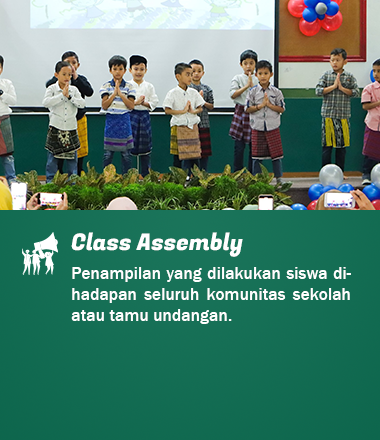 6. Class Assembly